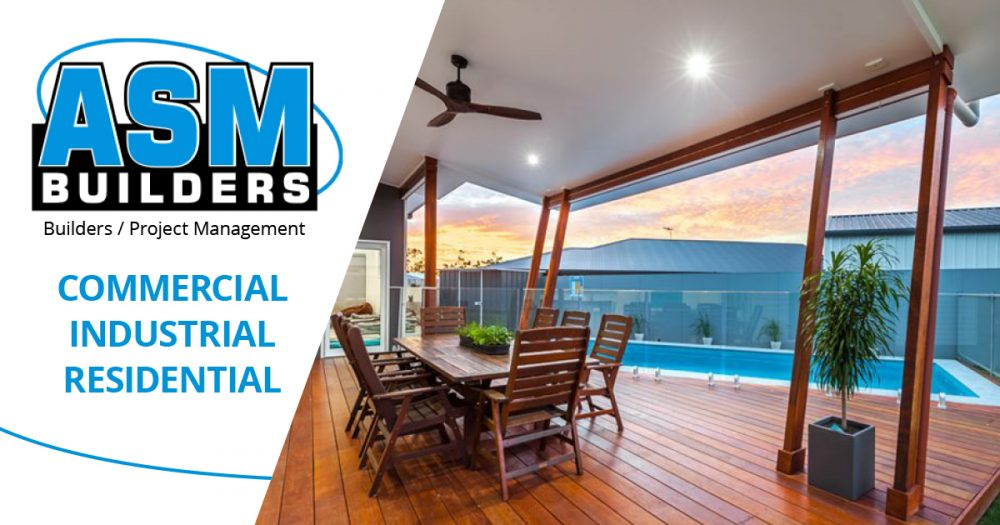 ASM Builders – Award Winning Sponsor
