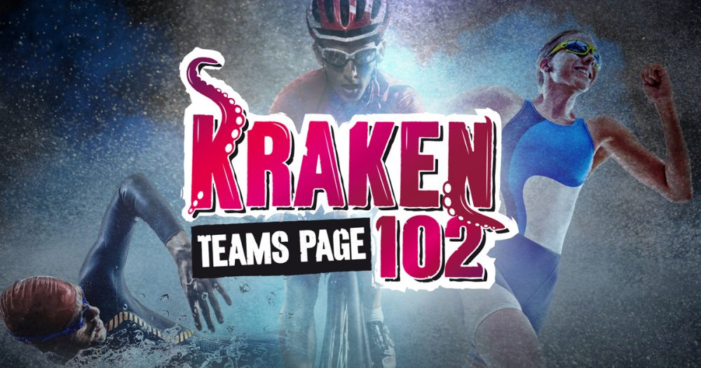 The YTF Kraken 102 Team Finder