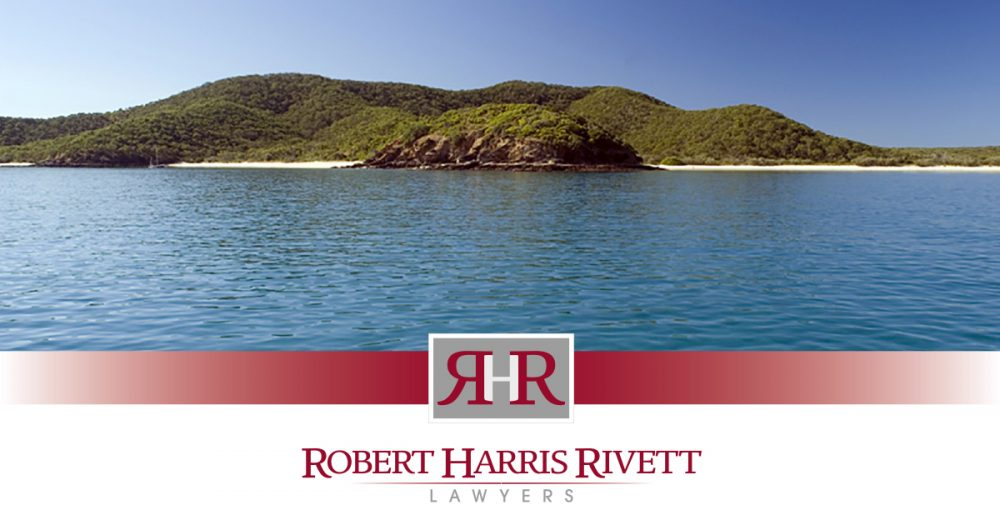 Running with Robert Harris Rivett Lawyers