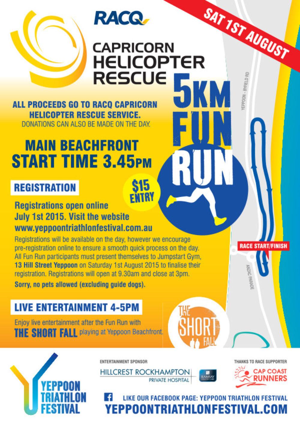 2015 Fun Run Details