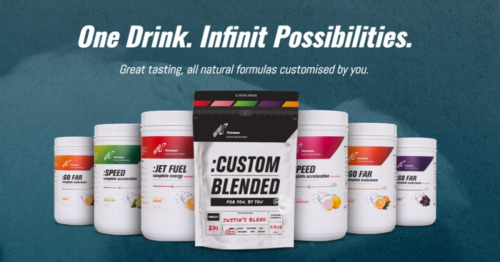 Completely customised nutrition