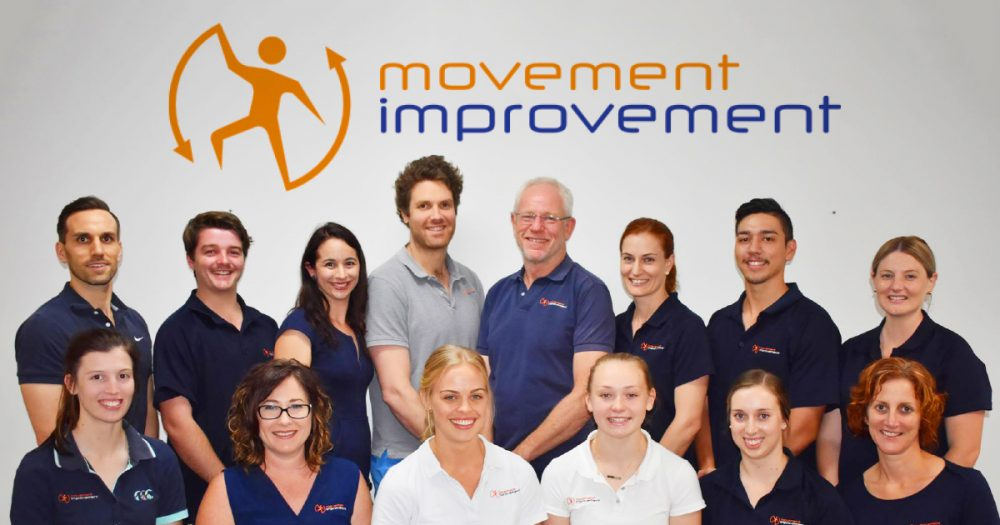 Movement Improvement, helping us move forward.