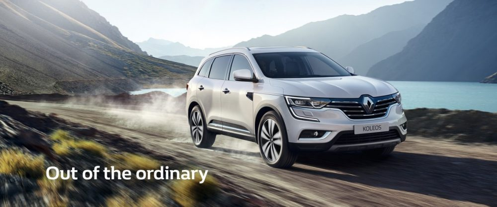 CQ's first look at the All-New Koleos