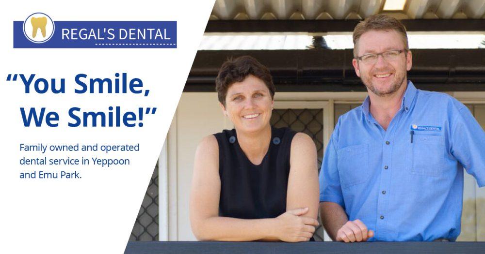 Regal's Dental back as a major YTF sponsor in 2019