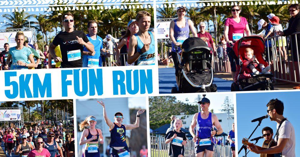 The YTF 5km Fun Run