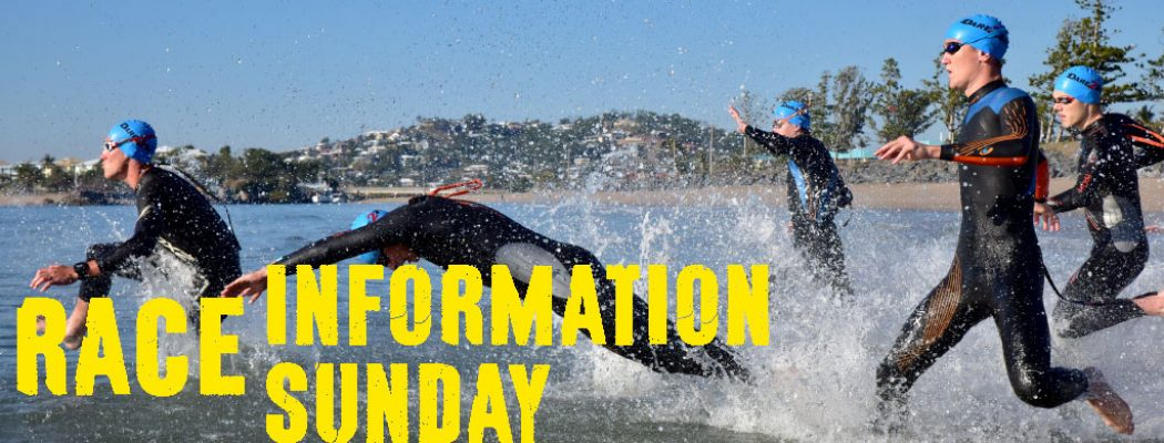Triathlon Race Information