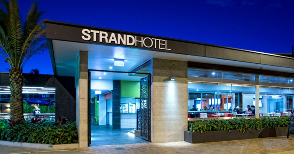 The Strand Yeppoon – Serving up the goods